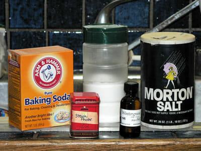 tooth powder ingredients