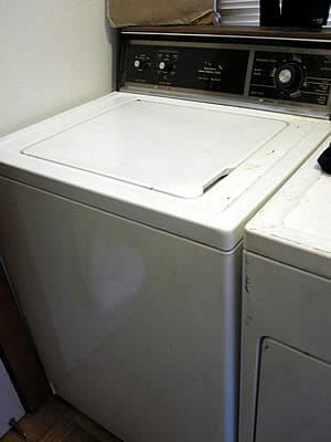 How To Take Apart And Clean A Stinky Kenmore Whirlpool