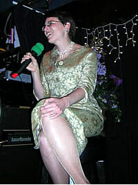 Beth's wedding karaoke performace
